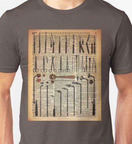 Vintage Medical Instruments Unisex T-Shirt