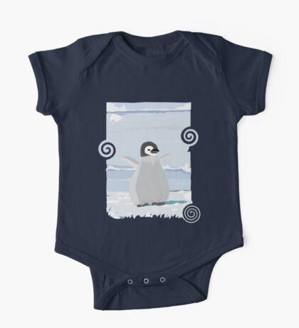 Penguin Kid One Piece - Short Sleeve