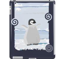 Penguin Kid iPad Case/Skin