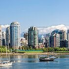 Yaletown #1 ~ Crop (panorama) by James Zickmantel
