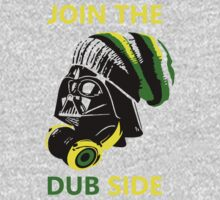 Dub Vader (green-yellow) One Piece - Long Sleeve