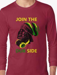 Dub Vader (green-yellow) Long Sleeve T-Shirt