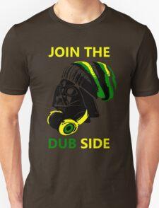 Dub Vader (green-yellow) Unisex T-Shirt