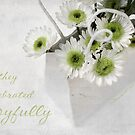 Daisy Bag by JulieLegg