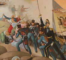Siege of Vienna by Christopher Colletta
