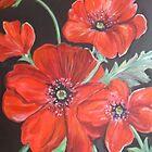 Poppy Love by viveca