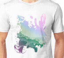 Fistral cliffs REDUX Unisex T-Shirt