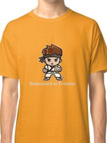 Martial Arts/Karate Boy - Bodyguard (gray font) Classic T-Shirt
