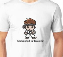Martial Arts/Karate Boy - Bodyguard Unisex T-Shirt