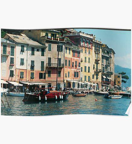 PORTOFINO...Italy... EUROPA--- 5000  VISUALIZZAZ. 2013. VETRINA RB EXPLORE 17 MARZO 2012 ---- Poster