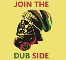 Dub Vader (red-green) Kids Clothes