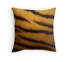 Tiger Cover Throw Pillow