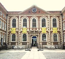 Bluecoat Chambers, Liverpool, Merseyside by Sarah Louise English
