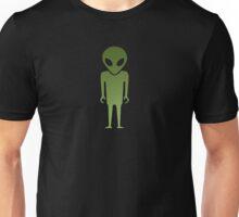 Extraterrestrial Alien Body Unisex T-Shirt