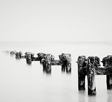High Key Cambois Mono by Philip  Whittaker