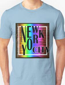 New York typography T-Shirt