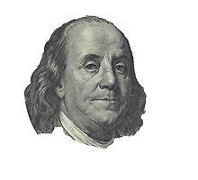 Benjamin Franklin by IMadeUReadThi