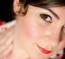 Self Portrait by SarahSandoval