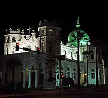 St Mary's Cathedral Basilica, Galveston by Savannah Gibbs