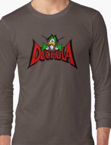 DUCKULA Long Sleeve T-Shirt