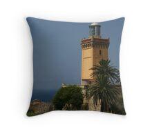 Cap Spartel Morocco Throw Pillow
