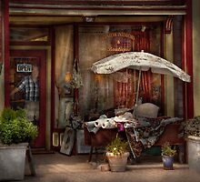 Storefront -  Frenchtown, NJ - The Boutique  by Mike  Savad
