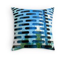 Grated and Graduated... Throw Pillow