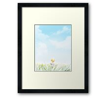 Chibitaly_APH Framed Print