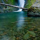 House Rock Falls by Nick Boren