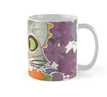 The Cat in Flowers  Mug