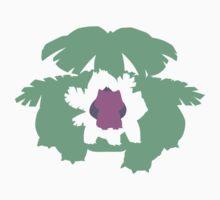 Bulbasaur - Ivysaur - Venusaur Kids Clothes
