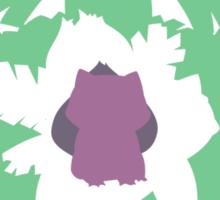 Bulbasaur - Ivysaur - Venusaur Sticker