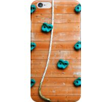 Rappelling  iPhone Case/Skin