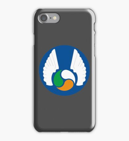 Patch of the Irish Air Corps - An tAerchór iPhone Case/Skin