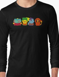 Pokemon of South Park Long Sleeve T-Shirt
