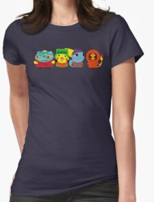 Pokemon of South Park Womens Fitted T-Shirt