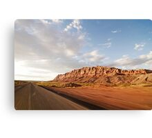 Drive By Arizona Canvas Print