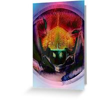 Insect III Greeting Card