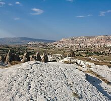 Cappadocia by Yulia Manko