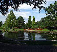 The Water Gardens # 2 - Sigurtà - Italy by sstarlightss