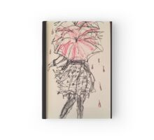 All the umbrellas in London  Hardcover Journal