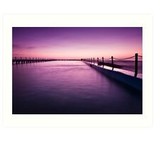 Narrabeen Sunrise II Art Print