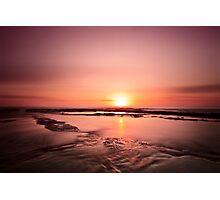 ~ the sunrise ~ Photographic Print