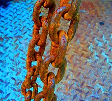 Chain, Chain, Chain... by linmarie
