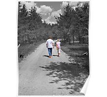 Grandma love Poster