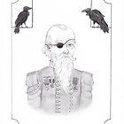 Odin by Krystal Frazee