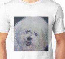 Bichon Frise Fine Art Painting Unisex T-Shirt