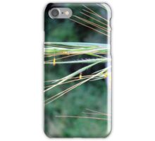Our days are like grass iPhone Case/Skin