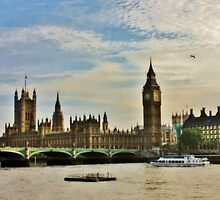 Westminster Bridge #8 by Matthew Floyd