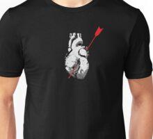 The Heart Seeks Pleasure First Unisex T-Shirt